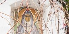 Ограда Сретенского монастыря