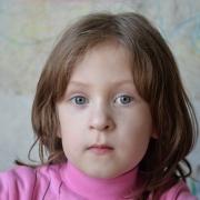 Портрет в комнате, ISO 450, F 4,5 1/50s
