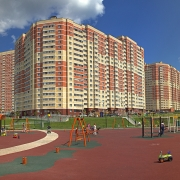 Жилой комплекс в Ивантеевке для Кортрос, 2013