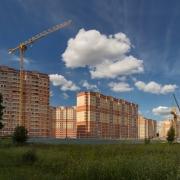 Жилой комплекс в Щёлково для Кортрос, 2013