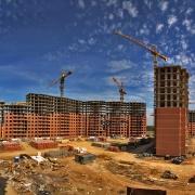 Строительство жилого комплекса в Щербинке для Кортрос, 2013