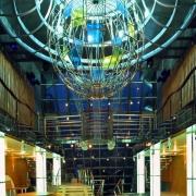 Ресторан Сфера в Башне-2000 для Планеты НЕОН, 2003