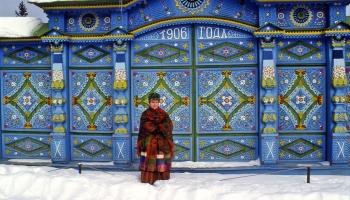 Этнографический музей народов Забайкалья, Улан-Удэ, 1992