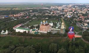 Рязань, август 2012