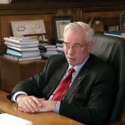 Н.Азаров, вице-премьер Украины, 2004