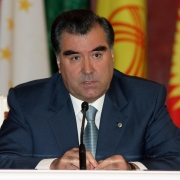 Э.Рахмон, президент Таджикистана, 2005