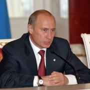 В.Путин, президент России, 2005