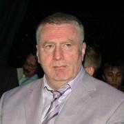 В.Жириновский, политик, 2007
